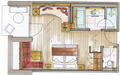 NEU: Doppelzimmer Hirschenstein